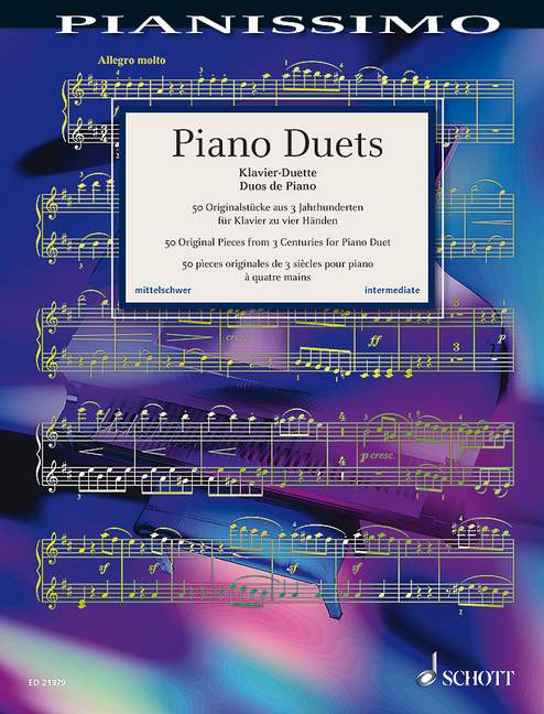 Piano duets image